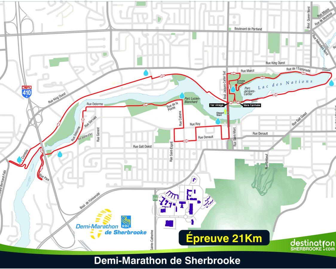 Marathon-21km